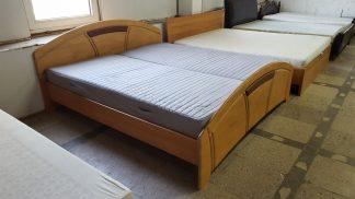 miegamojo lova, medinė lova